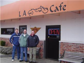 La Cafe Whitestown In Menu