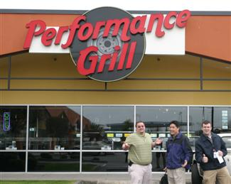 Performance Grill
