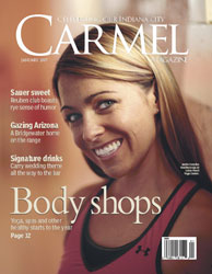 Carmel Magazine - January 2007